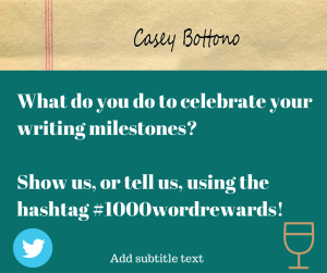 WritingMilestones