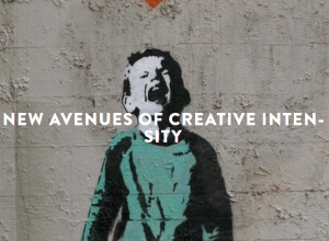 New Avenues of Creative Intensity